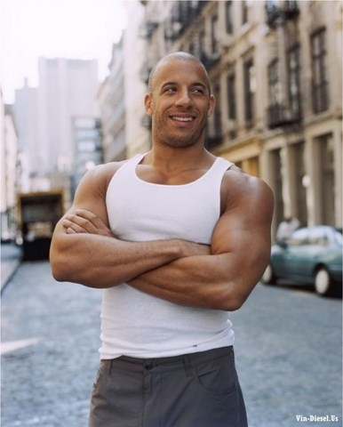 Vin Diesel | BYFFERVin Diesel Mother And Father